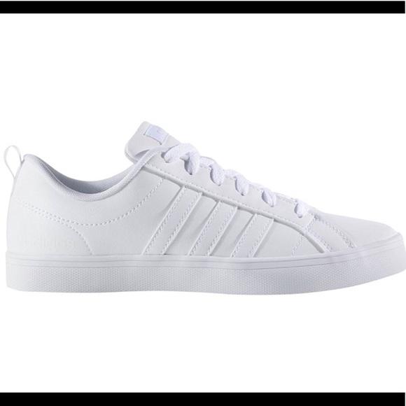 e242574f683 adidas Shoes | Originals All White Womens 8 Vs Pace | Poshmark